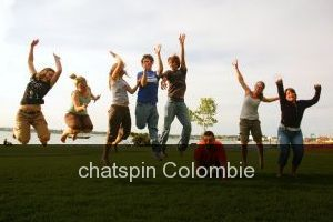 Chatspin Colombie