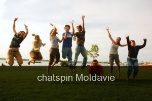 Chatspin Moldavie