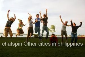 Chatspin Other cities in philippines